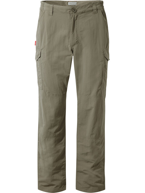 Craghoppers NosiLife Cargo II Trousers Men Pebble